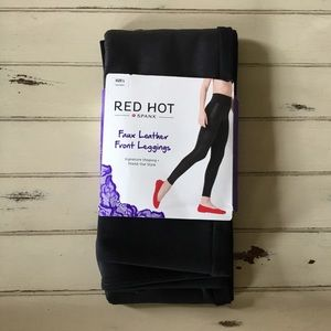 Spanx Red Hot